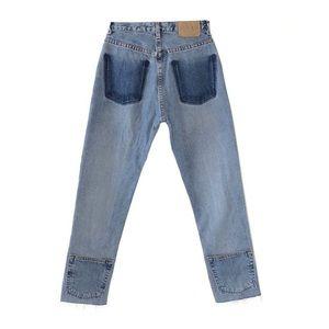 Reworked Vintage Gap Jeans